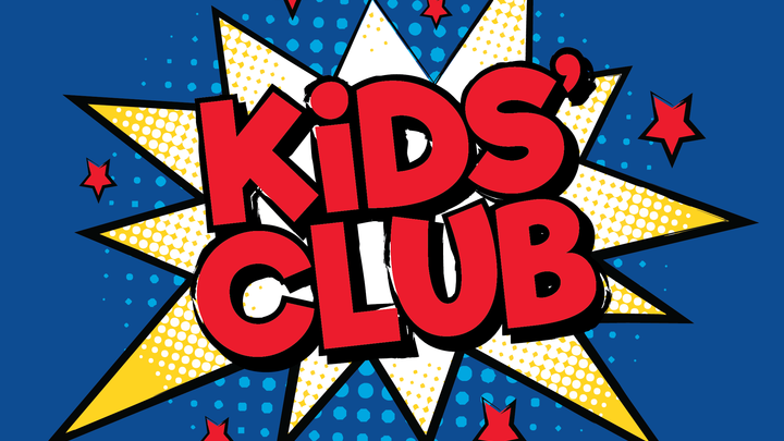 Kids' Club 2019! logo image