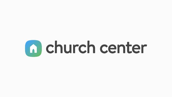 Church Center logo image