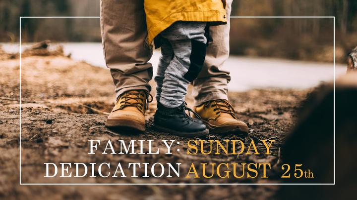 Family Dedication  logo image