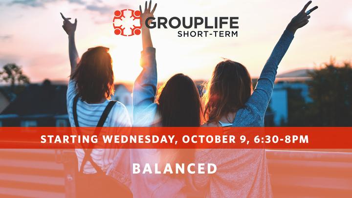 """Balanced"" Short-Term Group logo image"