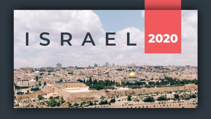 Israel 2020 Trip logo image