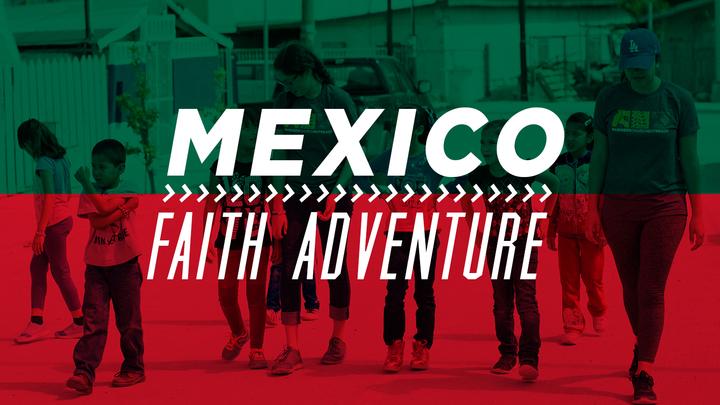 Mexico Faith Adventure logo image