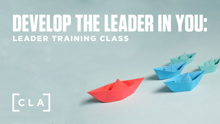 Develop the Leader in You - West Chapel logo image