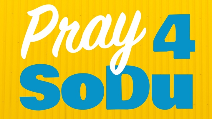 Pray 4 SoDu logo image