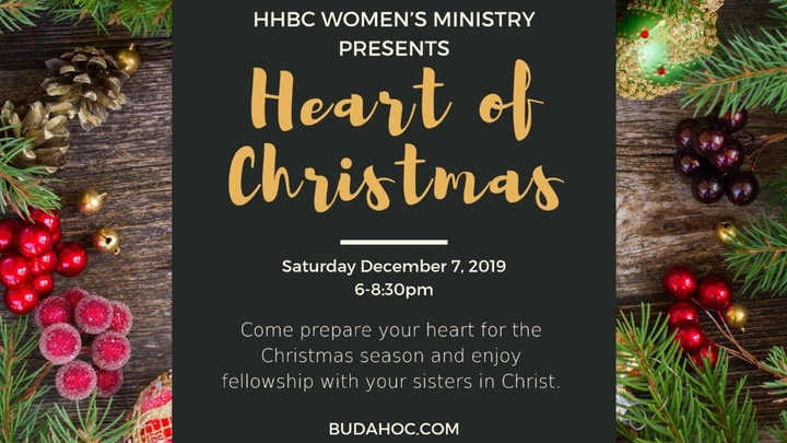 Heart of Christmas Women's Event logo image