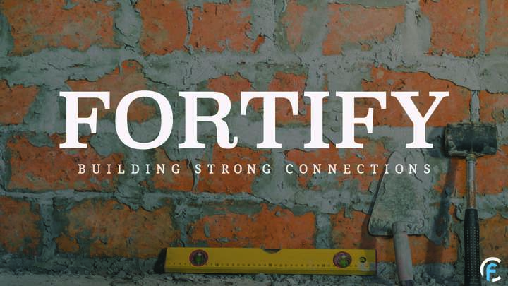 Fortify - August 25, 2019 logo image