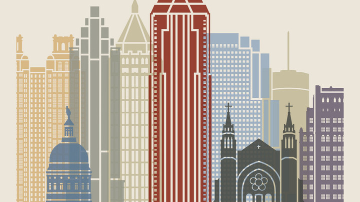 Sr. Adult Trip - Atlanta Architectural Guided Tour logo image