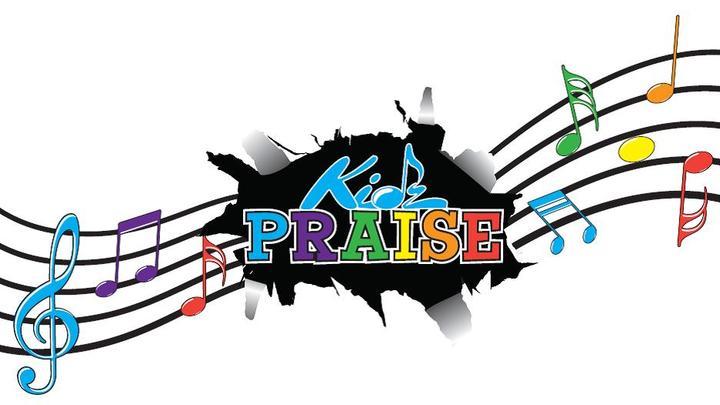 Kidz Praise 2019-2020 logo image