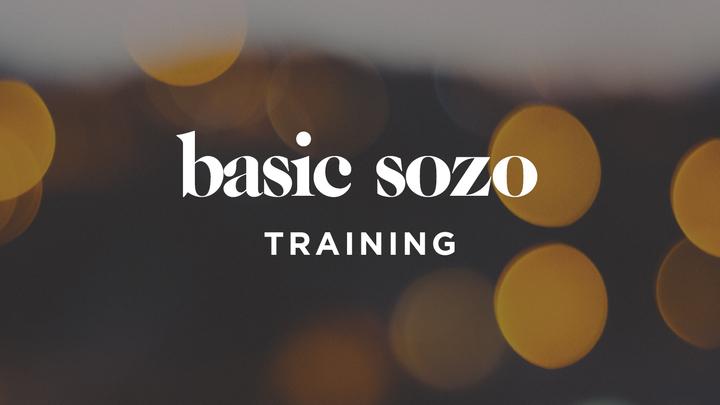 Bethel Basic Sozo Training logo image