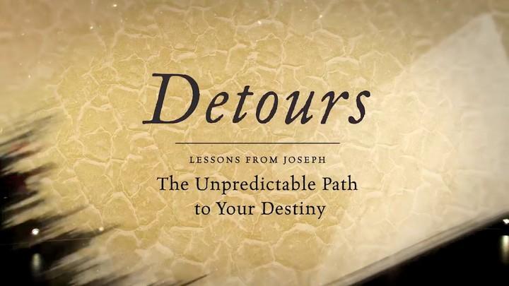 Detours Bible Study  logo image