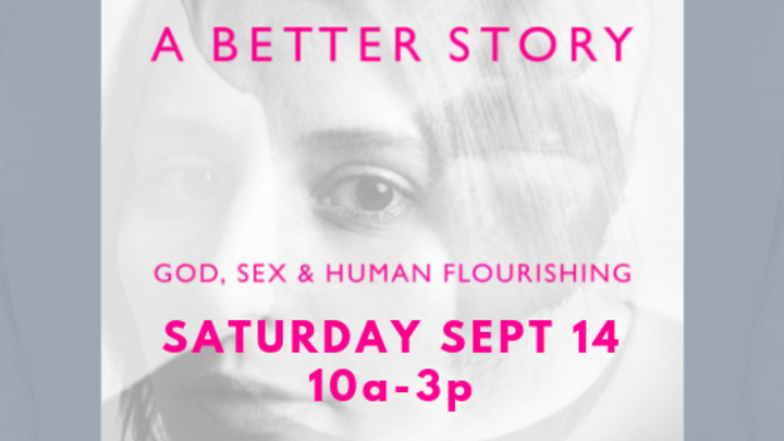A Better Story: God, Sex, and Human Flourishing logo image