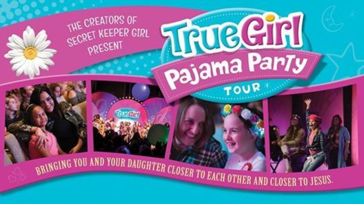 Tri Cities True Girl: Pajama Party Tour logo image