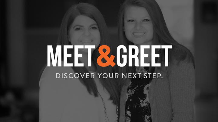 Meet & Greet logo image
