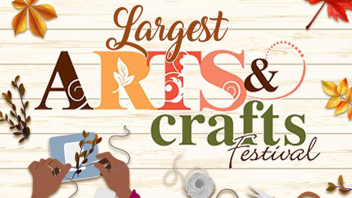 Arts & Craft Festival logo image