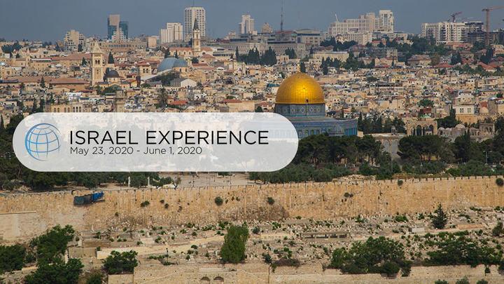Israel Experience logo image