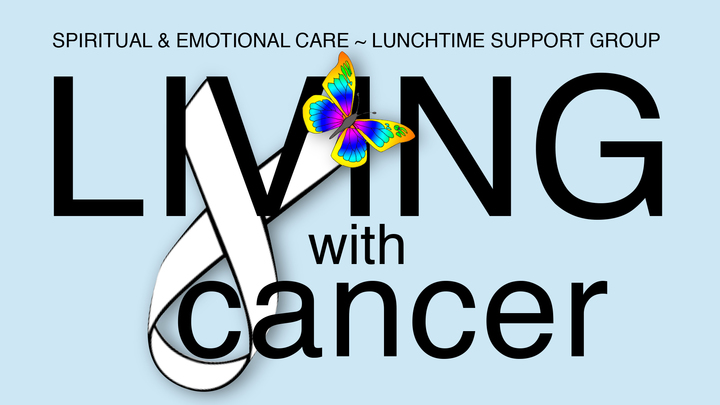 Living With Cancer Lunch-Time Support Group logo image