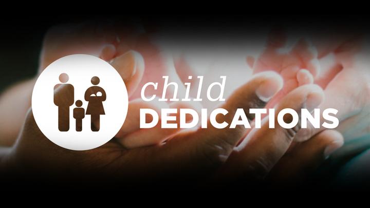 Child Dedications logo image