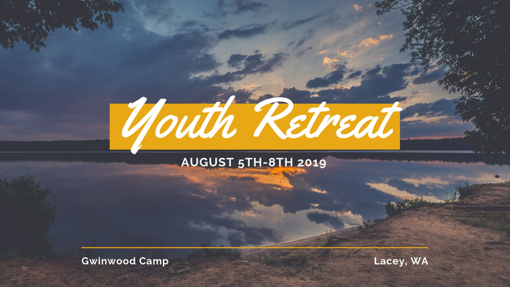 Summer Youth Retreat logo image