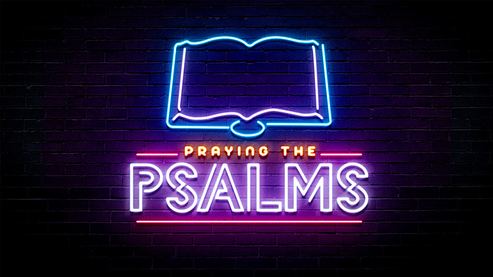 Praying the Psalms Sermon Series logo image