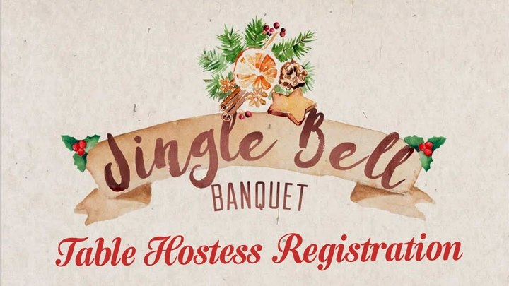 Jingle Bell Table Hostess Registration logo image