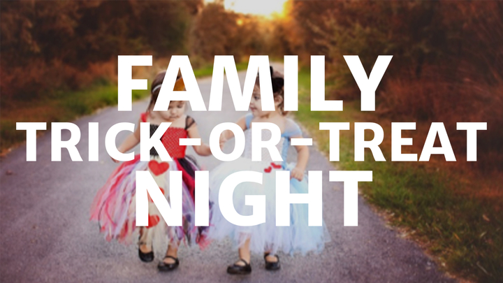 Family Trick-or-Treat Night logo image