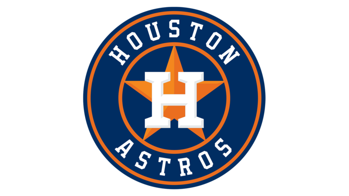 Astros vs. Angels logo image
