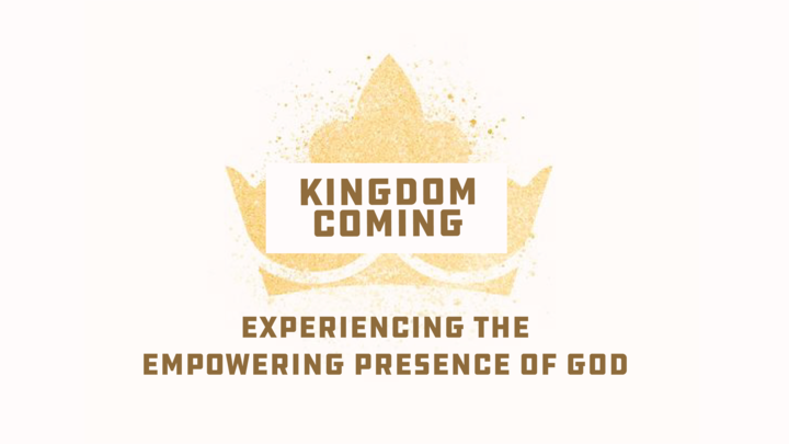 TG | Fall 2019 Men's Ministry - Kingdom Coming: Experiencing the Empowering Presence of God (Acts 1-12) logo image