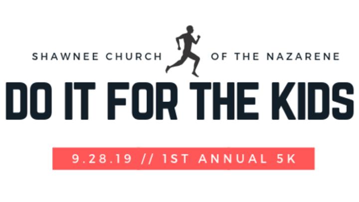 """""""Do It for the Kids"""" 5K Fundraiser logo image"""