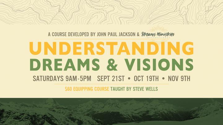 Understanding Dreams & Visions logo image