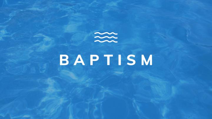 Get Baptized logo image