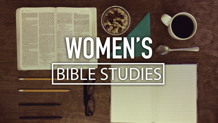 Women's Bible Study - Genesis (Live Teaching) logo image