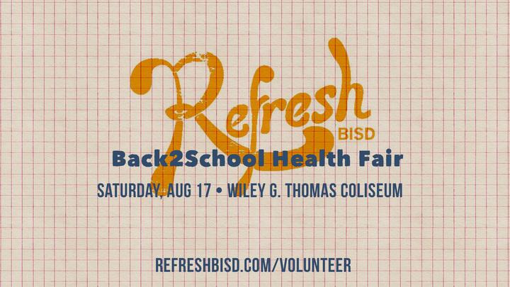 REFRESH BISD 2019 logo image