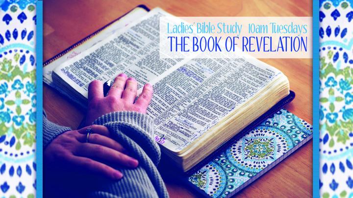 Ladies' Bible Study - Revelation  logo image
