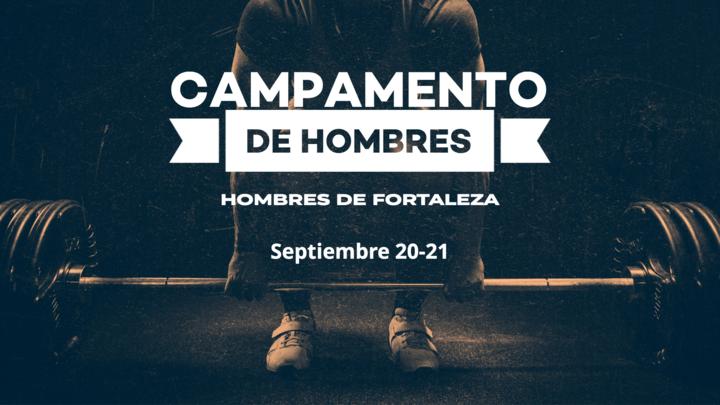 Campamento de Hombres 2019 logo image
