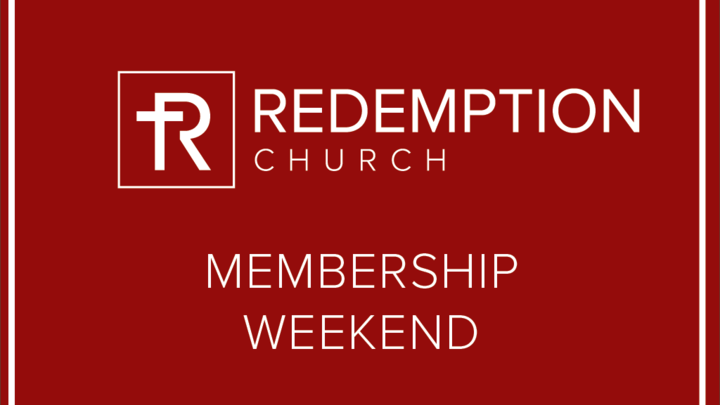 Membership Weekend logo image
