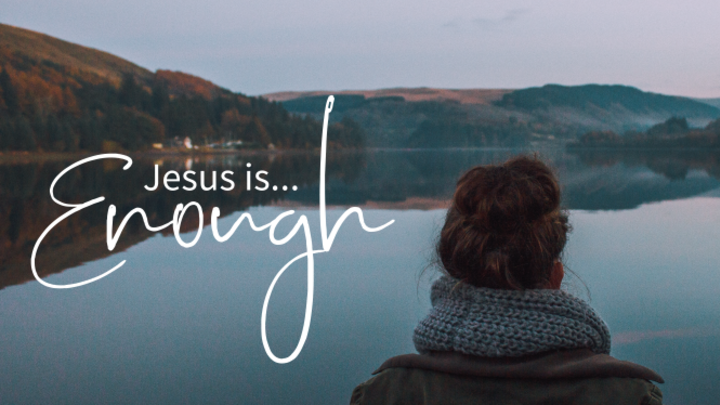 Women's Retreat - Jesus is.....ENOUGH logo image