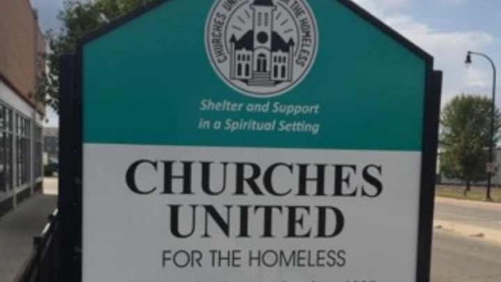 Churches United logo image