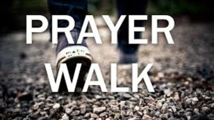 Neighborhood Prayer Walk - August 22nd logo image