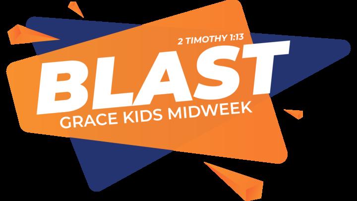 BLAST logo image