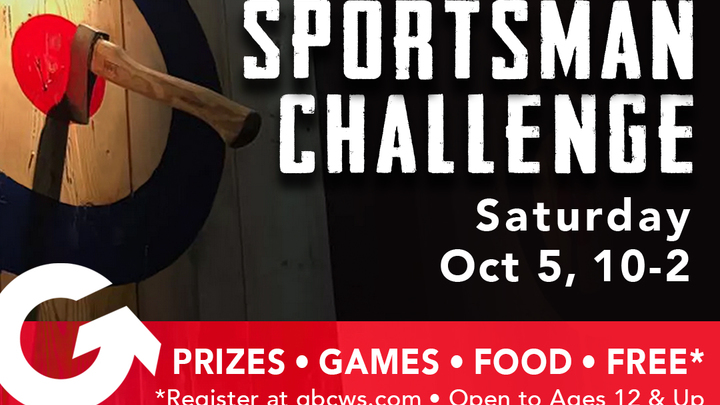 Sportsman's Challenge logo image