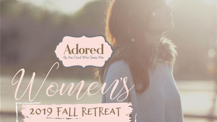 Girlfriends Fall Retreat 2019 logo image