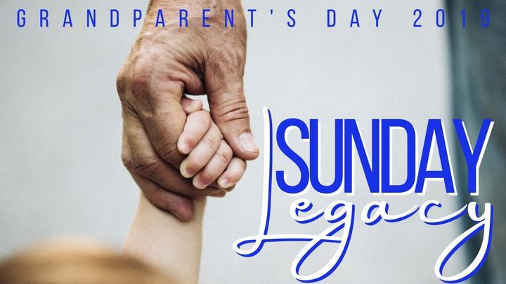 Legacy Sunday logo image