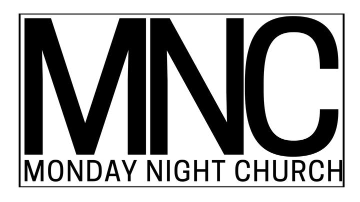 Monday Night Church Kickoff logo image