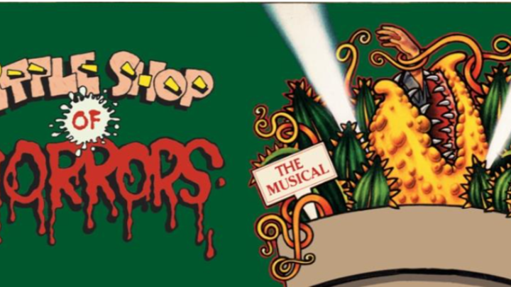 Oasis Trip - Little Shop of Horrors logo image