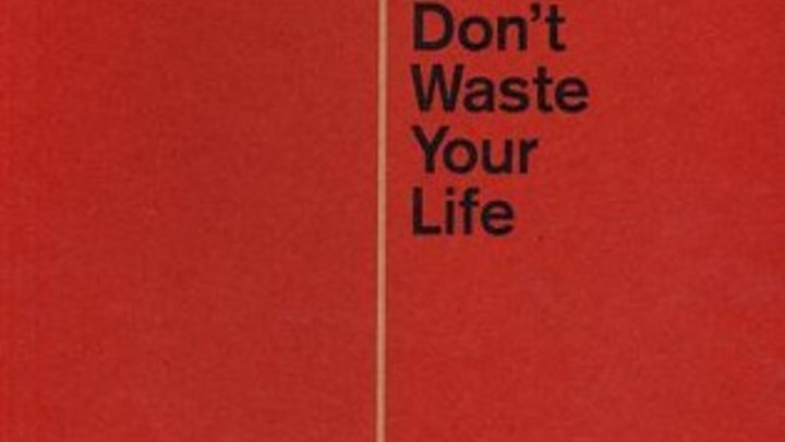 Don't Waste Your Life - Co-Ed Study, Meets Sunday Nights  6:30 p.m. at 827 Crist logo image