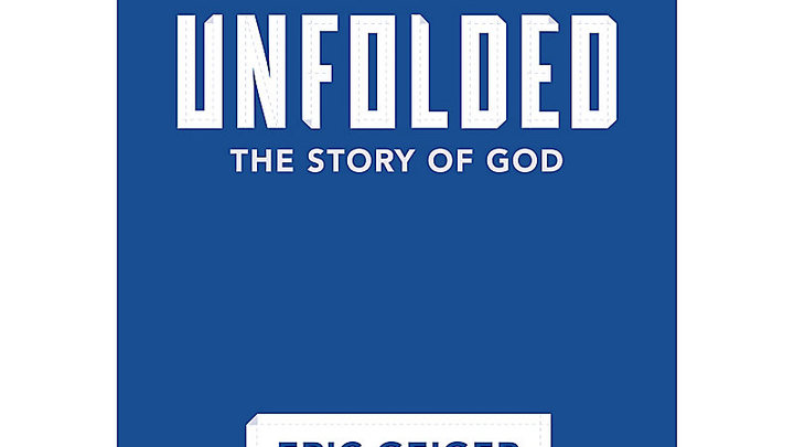 Saturday Morning Men's Study - Unfolded, Meets at Elevation at 8:30 a.m. logo image