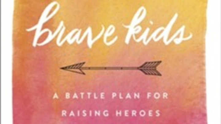 Brave Mom Brave Kids, Women's Study, Wednesday Nights at Elevation at 6:30 p.m. logo image