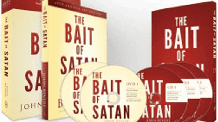 The Bait of Satan - Women's Study, Monday Nights at 6:30.  581 Indian Trail logo image