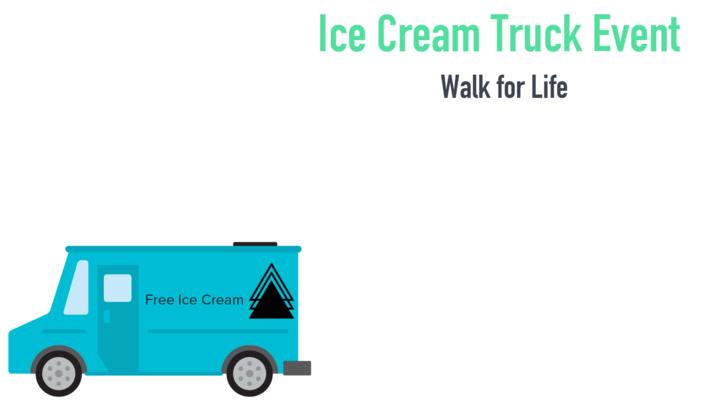 Walk for Life logo image