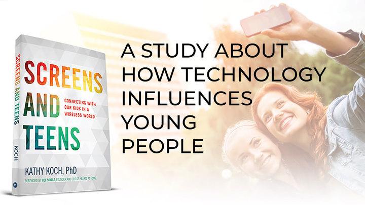 Screens And Teens logo image